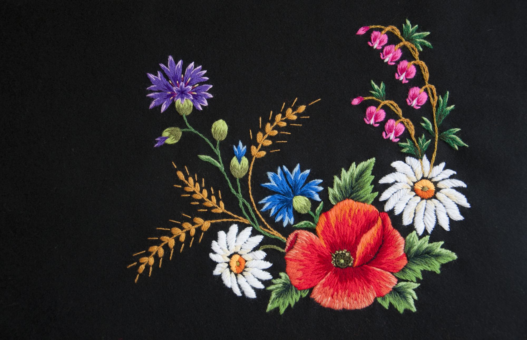muhu tikand - Ingrid Teesalu käsitöö