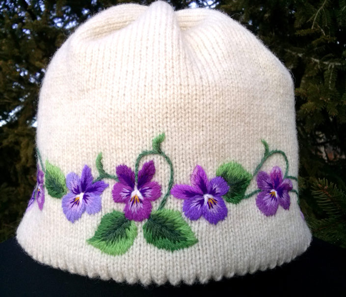 Müts kannikestega